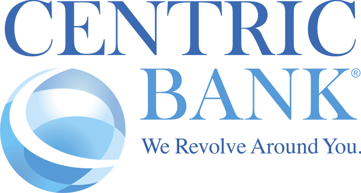 Centric Bank - We Revolve Around You - logo